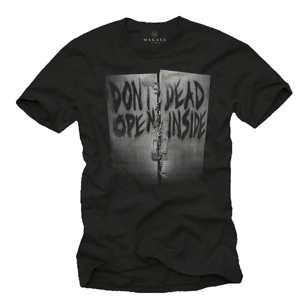 Herren T-Shirt - Walking Dead Motiv