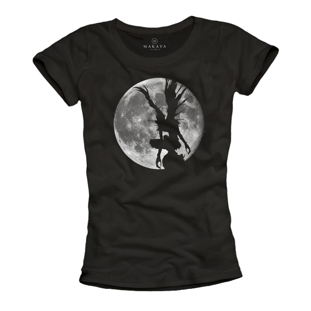 Damen Shirt - Death Note