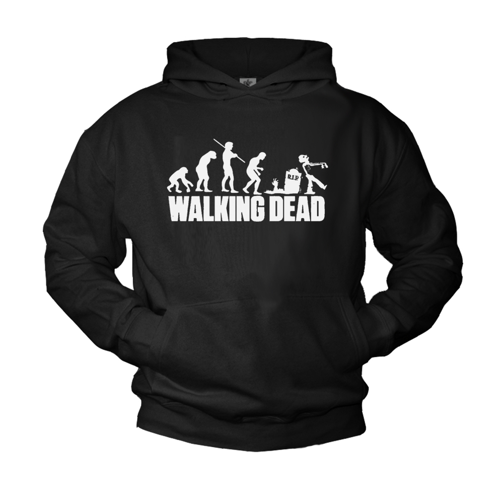 Walking Dead Kapuzenpulli