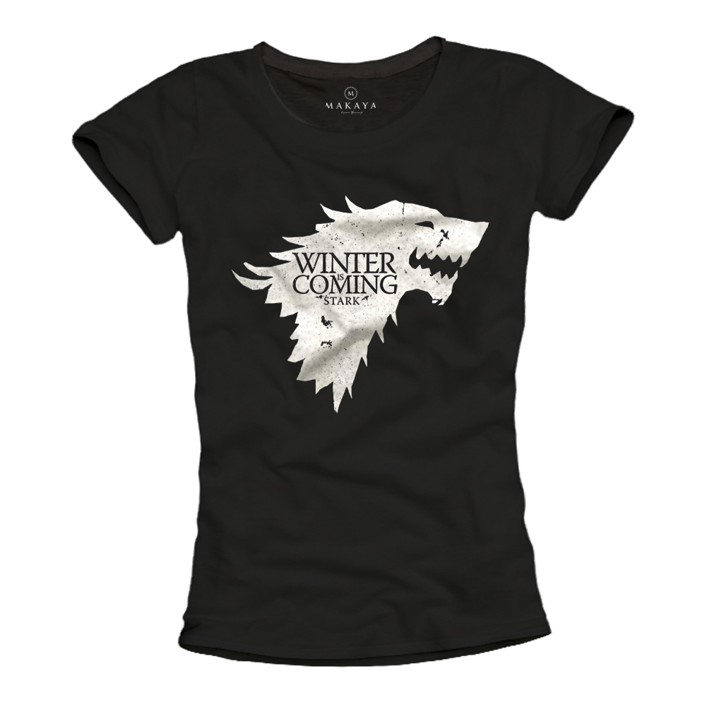 Damen Shirt - Winter is Coming