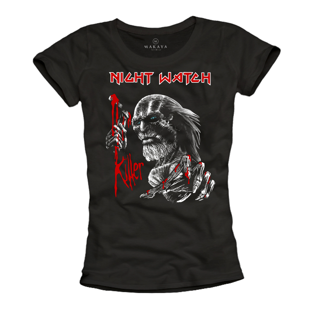 Damen Shirt - Night Watch Killer