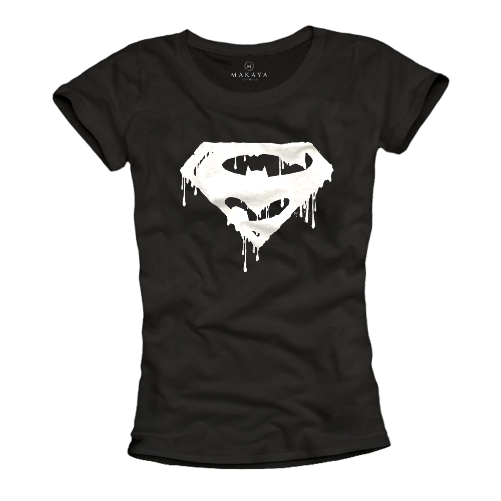 Damen Shirt - Superman