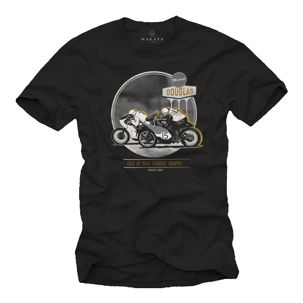 Isle of Man Cafe Racer T-Shirt