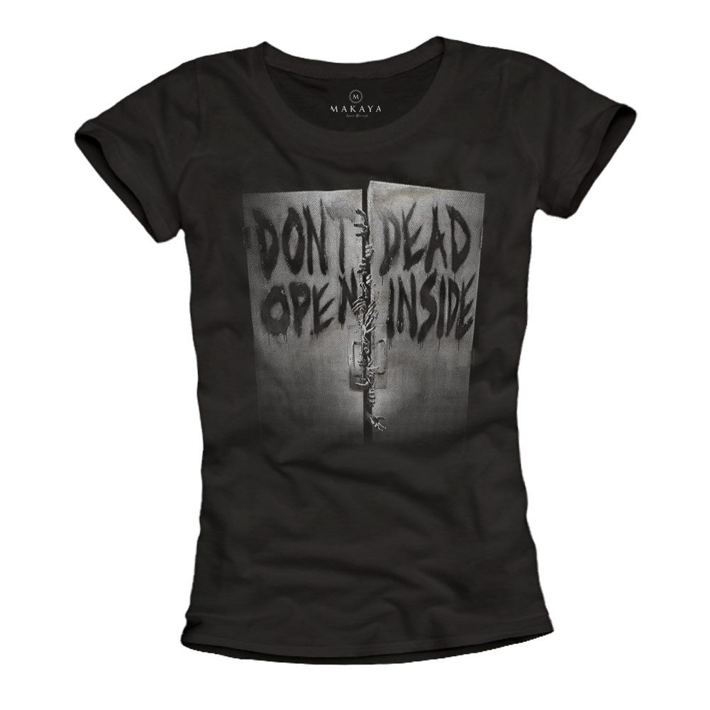 Damen Shirt - Walking Dead Motiv